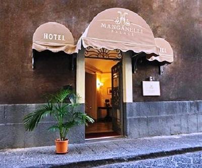 Catania - Manganelli Palace