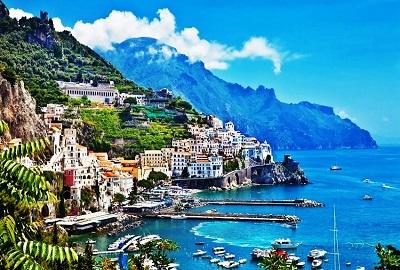 Gran Tour Campania