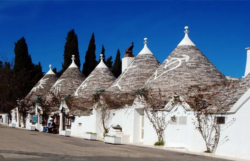 Mini Tour Puglia e Matera - Partenza Martedi